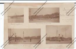 Bordeaux ? Carte Photo - Souvenir Des Fêtes Présidentielles 22.23.24 Avril 1905 - Bordeaux