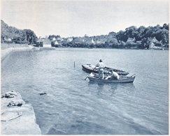 29. BELON. Marée Haute Sur Les Parcs à Huîtres. 1940 - Vieux Papiers
