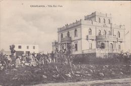MAROC .  CASABLANCA.   VILLA KARL FICK - Casablanca