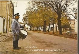 Ile De Ré-sainte Marie La Noue-le Tambour Municipal-cpm - Ile De Ré