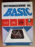 M#0N61 Pierre Le Beux INTRODUZIONE AL BASIC Editoriale Jackson 1981/INFORMATICA - Informatik
