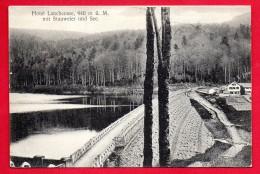 68.Lac De La Lauch. Hotel Lauchensee Mit Stauweier Und See. Propr. Th. Kreischer - Guebwiller