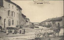 CPA Goviller - La Lorraine Illustrée - Rue Cabarail -  Circulée 1914 - Autres Communes
