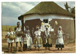 1970 - Sud Africa - Cartolina Timbro Johannesburg       10/63 - Africa