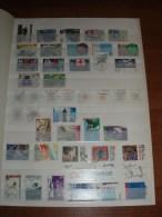 14 Albumpagina´s Vol Met Nederlandse Zegels Gebruikt (1987-2006) - Postzegels
