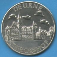 2585 Vz Deurne Sterckxhof – Familie Wouters 1981 100 Bijlen - Tokens Of Communes
