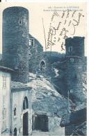 St ETIENNE - Ruines Du Château De ROCHETAILLEE - Saint Etienne