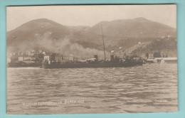 La Spezia Regia Nave Caccia BOREA - La Spezia