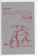 Buvard JOKARI ESKUAL La Pelote Basque Sans Fronton Jeu Sport - Sports