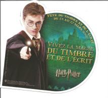 Harry Potter Cartelette - Cinema Advertisement