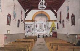 Mexxico Juarez Interior Church Of Guadalupe