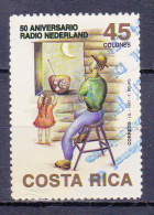 COSTA RICA   - 1997- Yvert & Tellier  N°. 343  Gestempeld/oblitèré/gebraucht/Used . - ° - Costa Rica