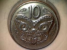 New Zealand 10 Cents 1987 - Nouvelle-Zélande