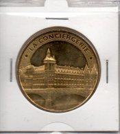 Monnaie De Paris : La Conciergerie - 2012 - Monnaie De Paris