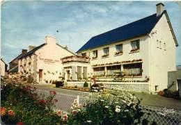 22 SAINT-GILLES-VIEUX-MARCHE ++ Hôtel-Restaurant De La Vallée ++ - Saint-Gilles-Vieux-Marché
