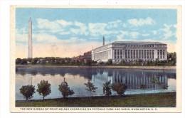 BANKNOTEN- Bureau Of Printing And Engraving, Washington D.C. - Banken