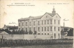 INSTITUTION COMMERCIALE A. NOUGUEZ - Montlhery