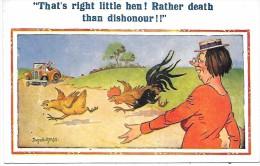 That's Right Little Hen ! ... - Illustrateur DONALD MC GILL - 292 - Mc Gill, Donald