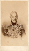 Photo-carte De Visite / CDV / Klemens Wenzel Von Metternich / Prince / E. Desmaisons - Célébrités