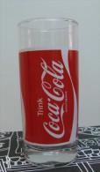 AC - COLA COLA  - RARE GLASS  - THINK COCA COLA - Bottles