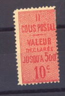 04229  -   France  -  Colis Postaux  :   Yv  6  *  Dentelé 11 - Nuovi