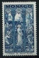 """Monaco YT 272 """" Fête De Sainte-Dévote """" 1944 Neuf** - Unused Stamps"""