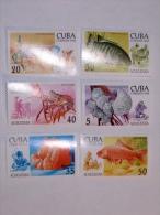 CUBA     1994   LOT# 54  AQUACULTURE - Cuba