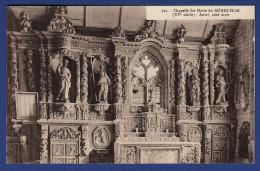 29 PLOMODIERN Chapelle Ste Marie Du Ménez-Hom XVe Siècle, Autel Côté Droit - Plomodiern