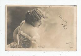 Cp , Spectacle , Artiste , FREVILLE , Dos Simple , Voyagée 1905 - Künstler