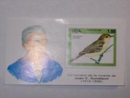CUBA     1996   LOT# 58  S/S BIRD - Cuba
