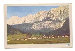 A 6632 EHRWALD Und Mieminger Alpen, Miethe-AK, Serie 1038 - Ehrwald