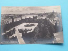 Stockholm Kungsträdgarden ( Nordisk Konst ) Anno 19?? ( Zie Foto Details ) !! - Suède