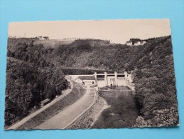 Le Herou Barrage De L'Ourthe ( Dethor ) Anno 1967 ( Zie Foto Details ) !!