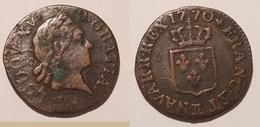 LOT 156 * ...france LOUIS XV 1770 DEMI SOL - Altri – Europa