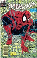 SPIDERMAN ALBUM 1 RELIURE DE 2 NUMEROS 1991 SEMIC MARVEL COMICS PAR TODD MAC FARLANE - Spiderman