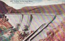 Mexico La Pressa San Luis Potosi The Dam - México