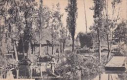 Mexico Chinampas en Xochimilco