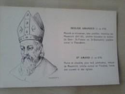 Heilige Amandus(+ca. 676) Door G. Taevernier - Buggenhout