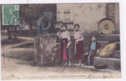 Tonkin - - Jeunes Filles De Hanoï - Viêt-Nam