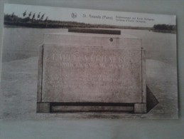 Sint Amands Grafmonument Van Emiel Verhaeren - Buggenhout