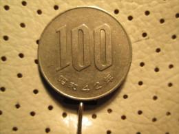JAPAN 100 YEN Year 42 1967   # 1 - Japan