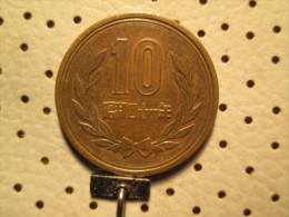 JAPAN 10 Yen   # 1 - Japan