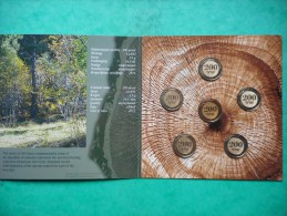 Armenia 200 Dram 2014 (Box Of 6 Coins) - Arménie