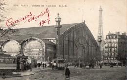 PARIS 7eme --La Galerie Des Machines - Arrondissement: 07