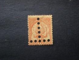 TUNISIE FRANCIA COLONIE TUNISIA 1888 Coat Of Arms Perfores Tète-bèque  !!! Mnh - Ongebruikt