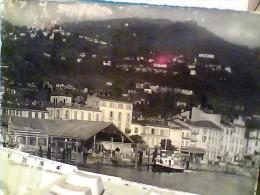 INTRA IMBARCADERO NAVE SHIP  FERRY    N1950 FI10310 - Novara