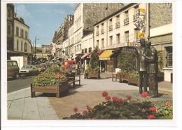 92 - ASNIERES - Statues Du Gl De Gaulle Et De André Malraux - Asnieres Sur Seine