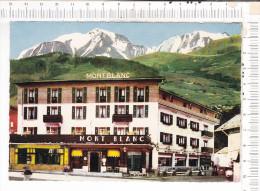 MEGEVE   -   Hôtel  MONT  BLANC  -   Station Des  4  Saisons - Megève
