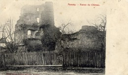 54 NOMENY Ruines Du Chateau - Nomeny