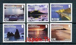 GUERNSEY Mi.Nr.1285-1290  Landschaften -MNH - Guernesey